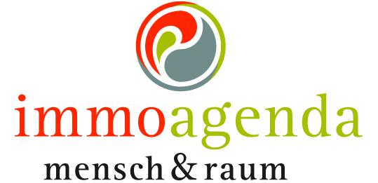 Hier sehen Sie das Logo von Immoagenda