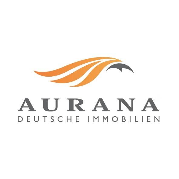 Hier sehen Sie das Logo von Aurana Deutsche Immobilien