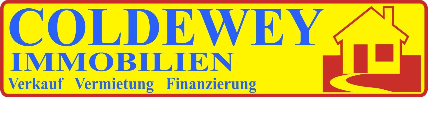 Hier sehen Sie das Logo von Immobilien Coldewey