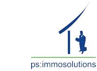 Hier sehen Sie das Logo von ps:immosolutions