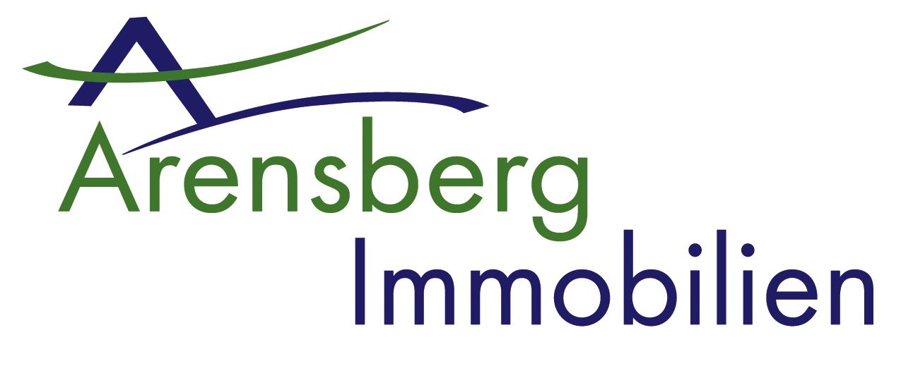 Hier sehen Sie das Logo von Arensberg Immobilien