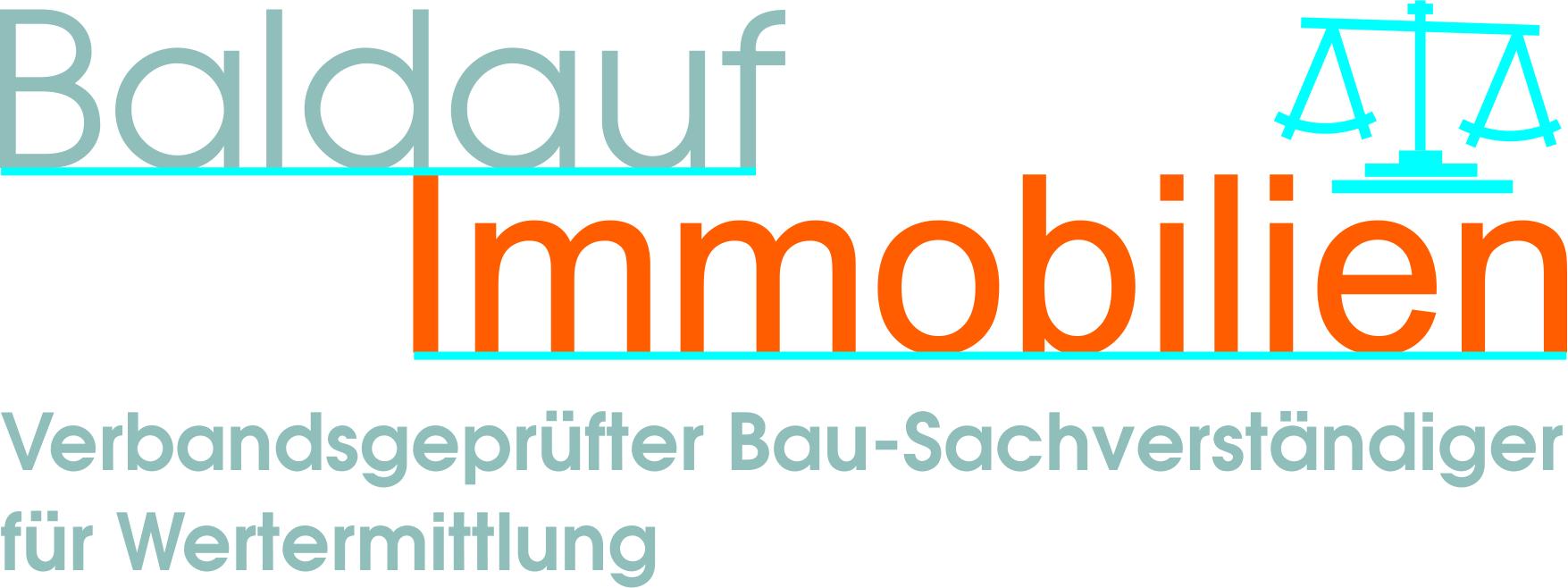 Hier sehen Sie das Logo von Baldauf-Immobilien-Verwaltung