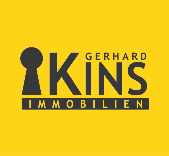 Hier sehen Sie das Logo von Kins Immobilien