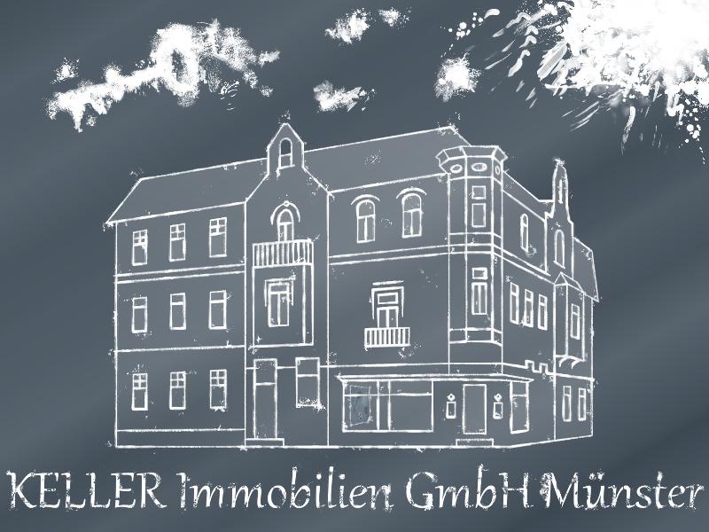 Hier sehen Sie das Logo von KELLER Immobilien GmbH Münster