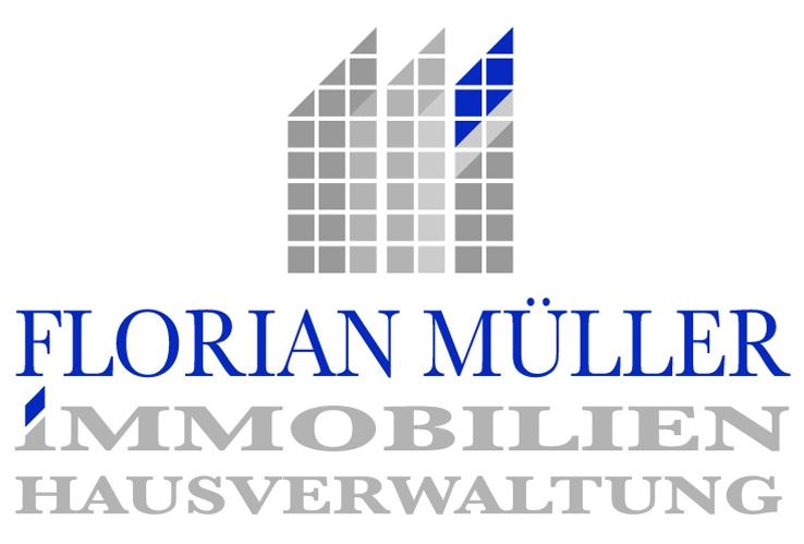 Hier sehen Sie das Logo von Florian Müller Immobilien