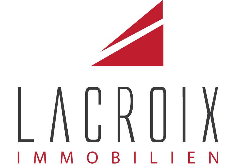 Hier sehen Sie das Logo von Lacroix Immobilien
