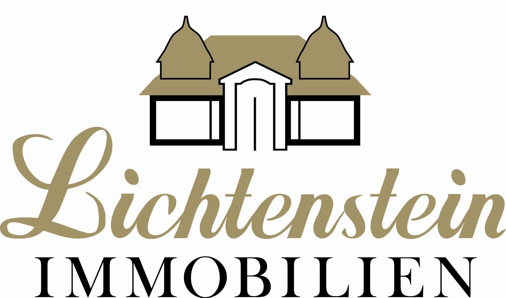 Hier sehen Sie das Logo von Lichtenstein Immobilien