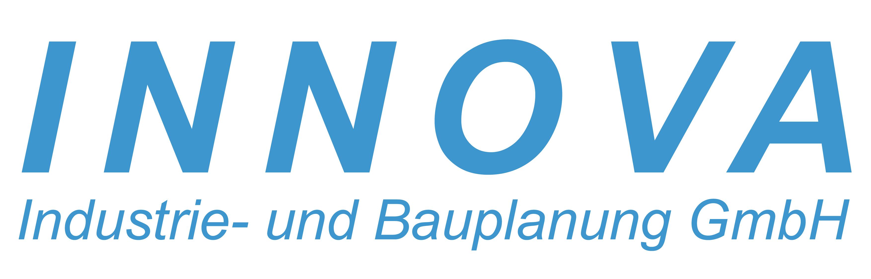 Hier sehen Sie das Logo von INNOVA Industrie- und Bauplanung GmbH
