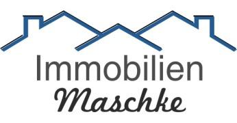 Hier sehen Sie das Logo von Immobilien Maschke