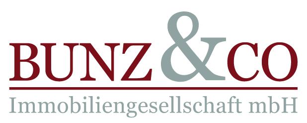 Hier sehen Sie das Logo von BUNZ & CO Immobilien GmbH