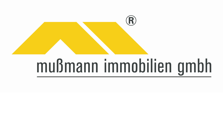 Hier sehen Sie das Logo von mußmann immobilien Gmbh