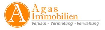 Hier sehen Sie das Logo von Agas Immobilien - Lösungen für Immobilien in Berlin und Brandenburg