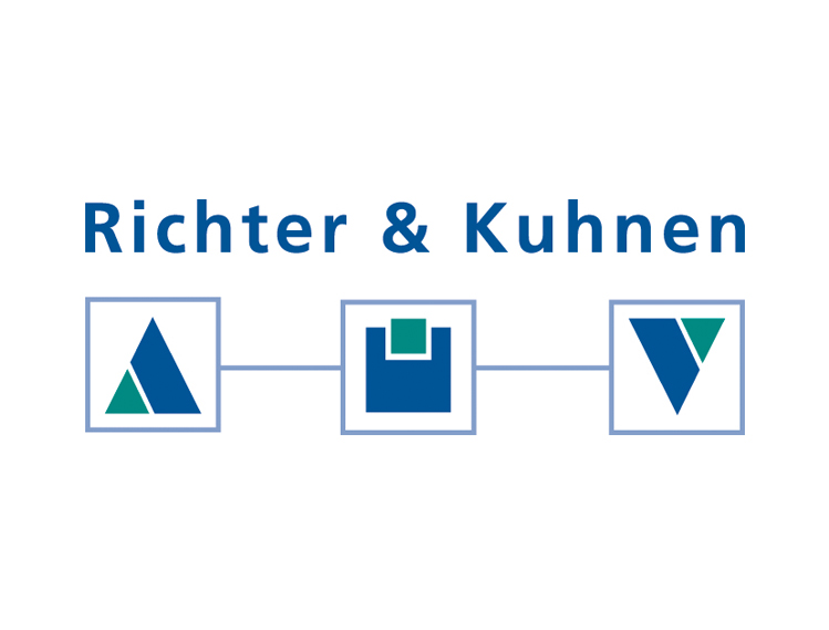 Hier sehen Sie das Logo von Richter & Kuhnen GmbH