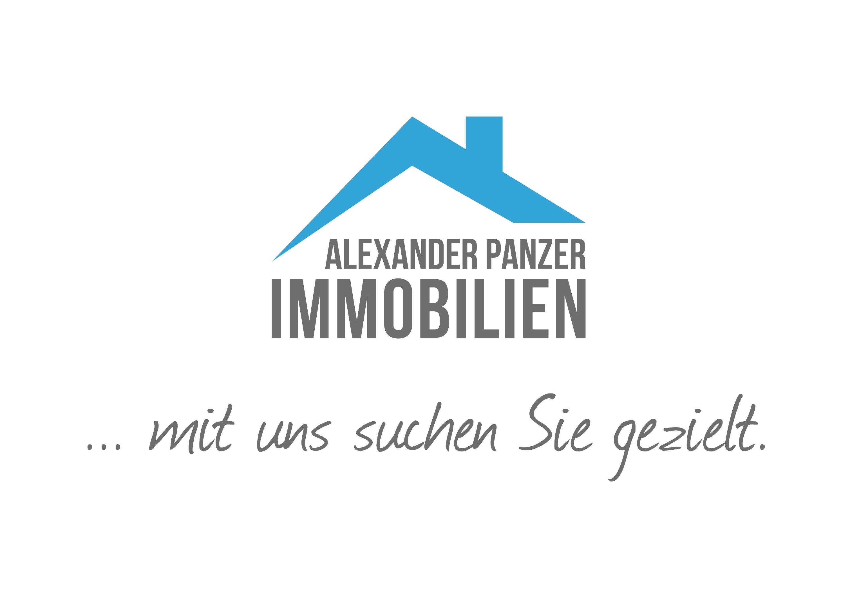 Hier sehen Sie das Logo von Alexander Panzer Immobilien