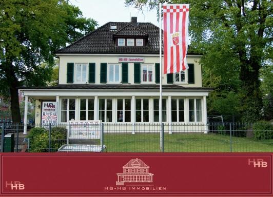 Hier sehen Sie das Logo von HB-HB-Immobilien