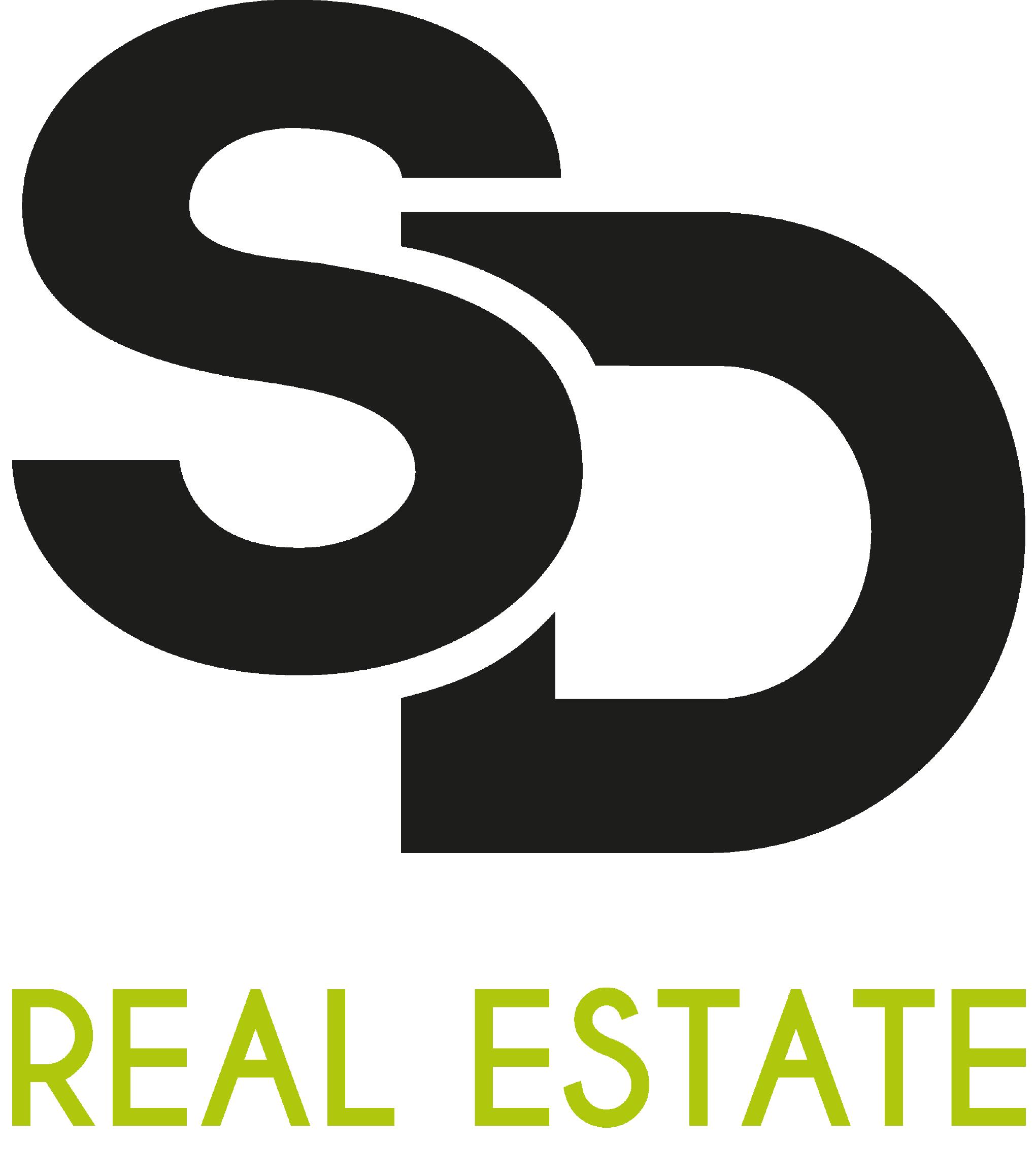 Hier sehen Sie das Logo von S&D Real Estate