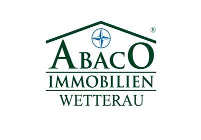 Hier sehen Sie das Logo von AbacO Immobilien Wetterau