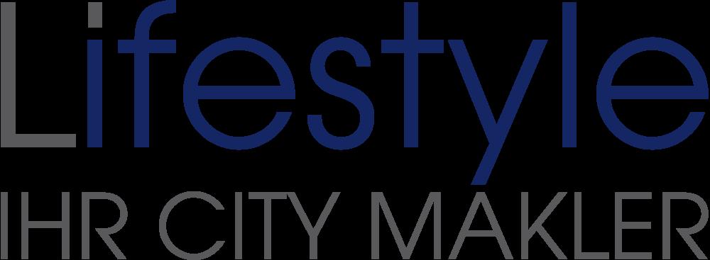 Hier sehen Sie das Logo von Lifestyle IHR CITY MAKLER