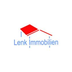 Hier sehen Sie das Logo von Lenk Immobilien