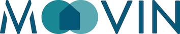 Hier sehen Sie das Logo von moovin