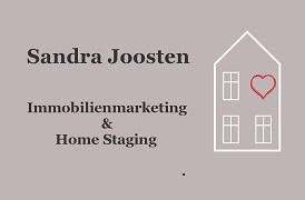 Hier sehen Sie das Logo von Sandra Joosten Immobilienmarketing und Home Staging