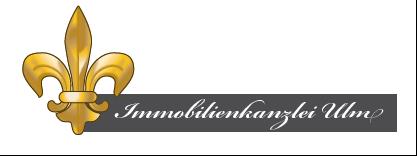 Hier sehen Sie das Logo von Immobilienkanzlei Ulm