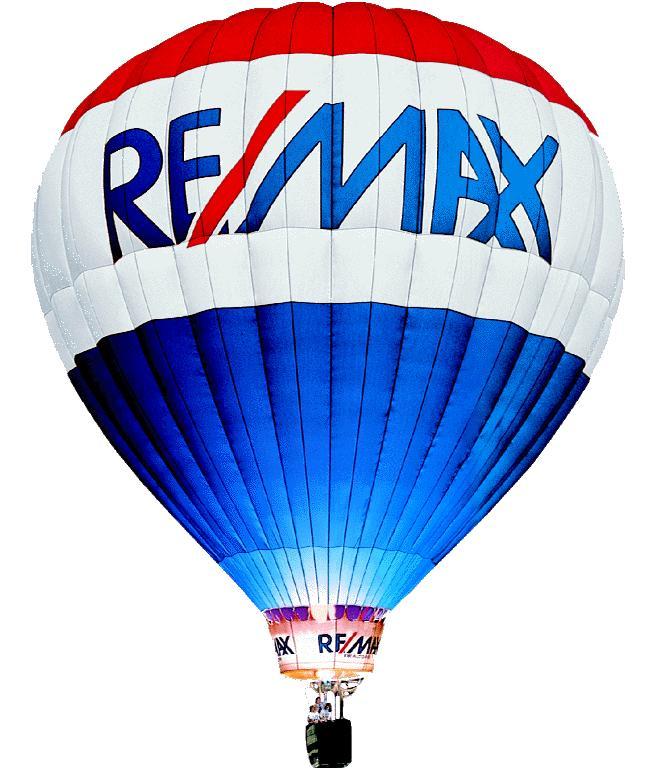 Hier sehen Sie das Logo von REMAX Finest