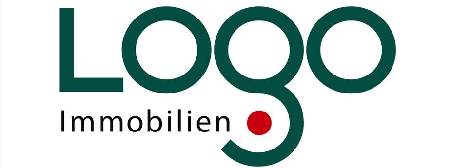 Hier sehen Sie das Logo von Logo-Immobilien