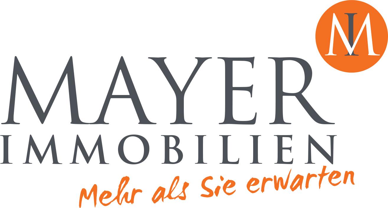 Hier sehen Sie das Logo von MAYER Immobilien