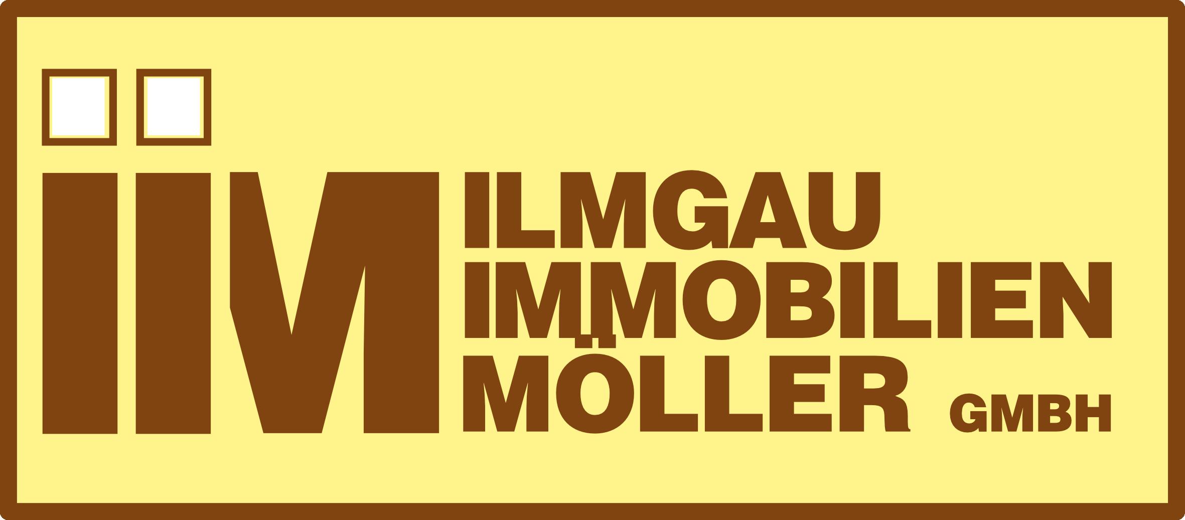 Hier sehen Sie das Logo von IIM Ilmgau Immobilien Möller GmbH