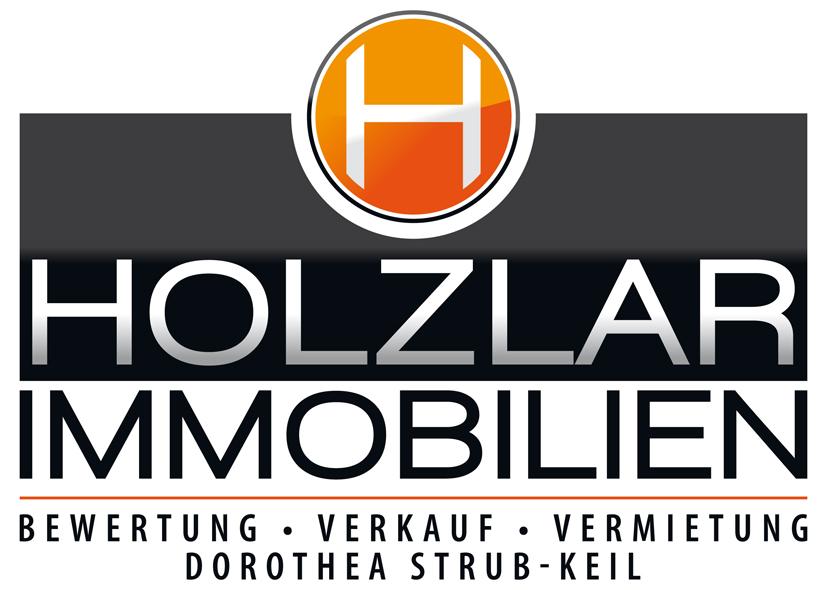 Hier sehen Sie das Logo von HOLZLAR-IMMOBILIEN