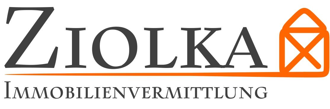 Hier sehen Sie das Logo von Ziolka Immobilienvermittlung
