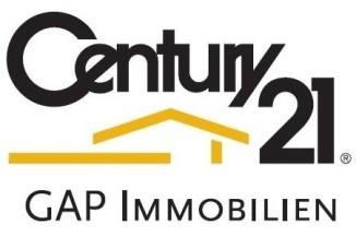 Hier sehen Sie das Logo von Century21 GAP Immobilien Wolfgang Haus