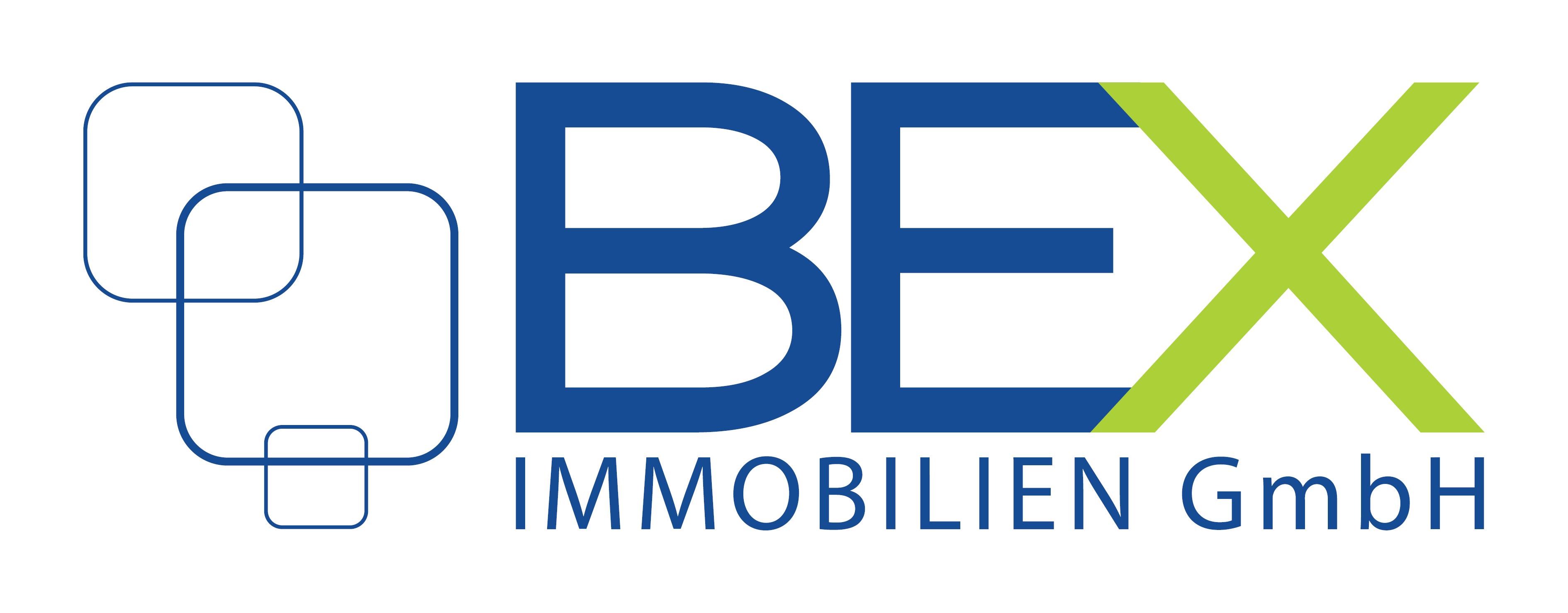 Hier sehen Sie das Logo von BEX Immobilien GmbH