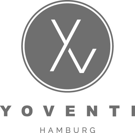 Hier sehen Sie das Logo von YOVENTI Hamburg GmbH
