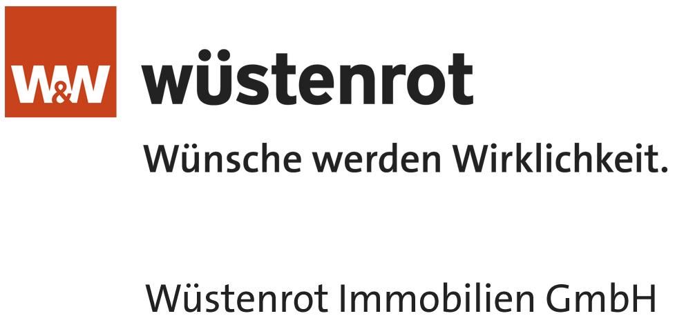 Hier sehen Sie das Logo von Wüstenrot Immobilien