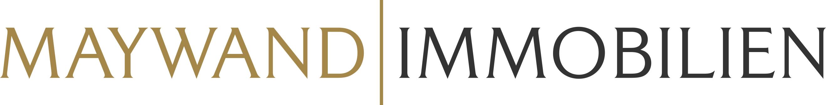 Hier sehen Sie das Logo von Maywand Immobilien
