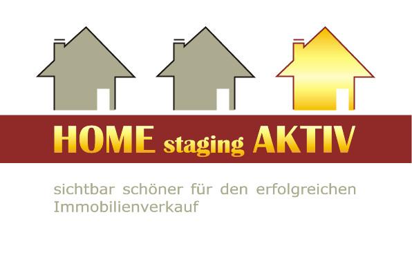 Hier sehen Sie das Logo von HOME-staging-AKTIV