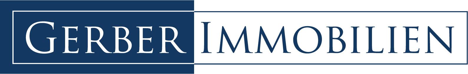 Hier sehen Sie das Logo von Gerber Immobilien