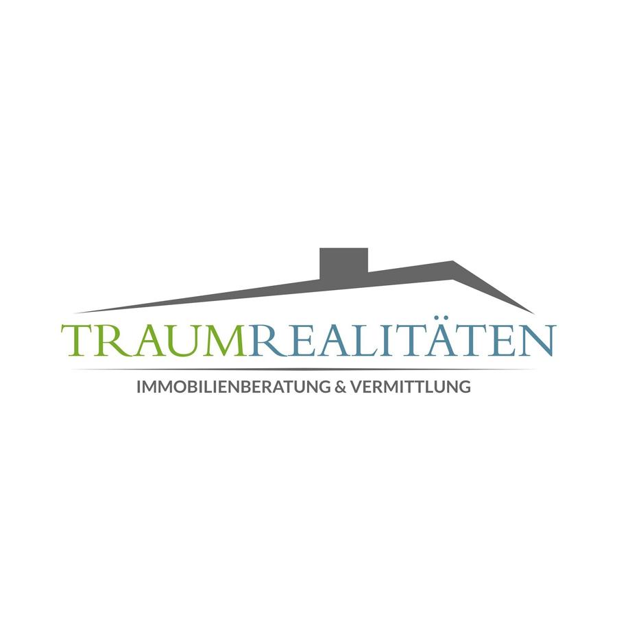 Hier sehen Sie das Logo von TraumRealitaeten GmbH