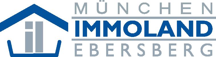 Hier sehen Sie das Logo von IMMOLAND MÜNCHEN