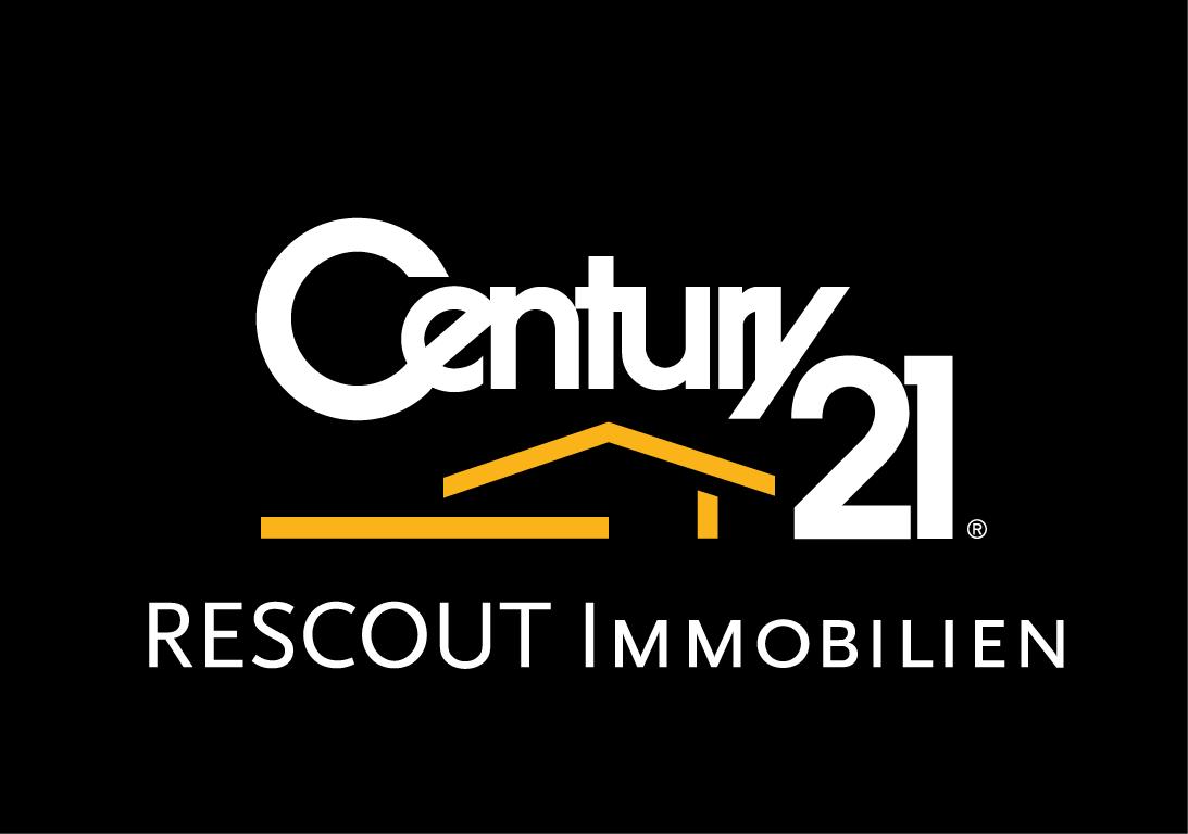 Hier sehen Sie das Logo von Century21 RESCOUT Immobilien