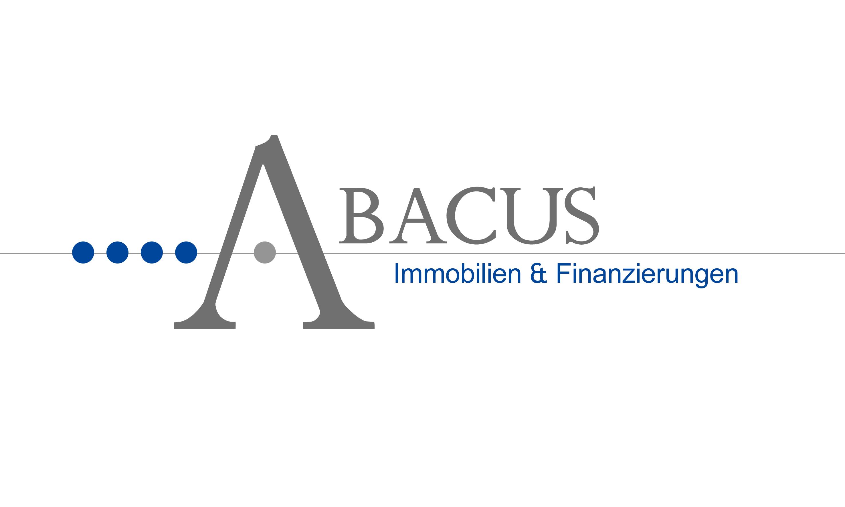 Hier sehen Sie das Logo von ABACUS-Immobilien
