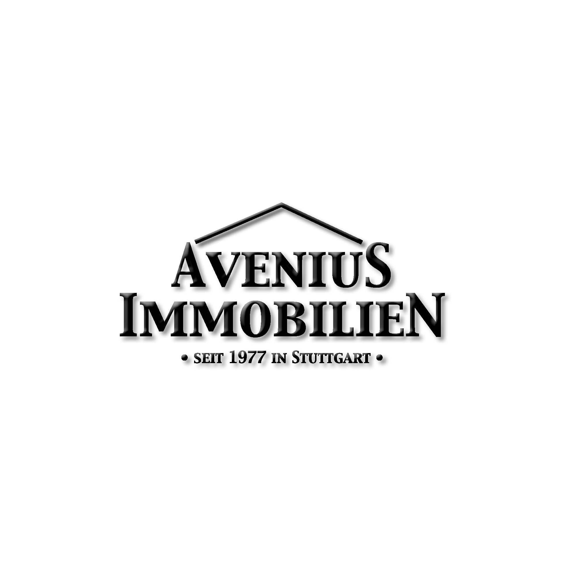 Hier sehen Sie das Logo von U. AVENIUS Immobilien OHG