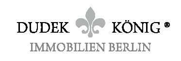 Hier sehen Sie das Logo von Dudek & König Immobilien GmbH Berlin