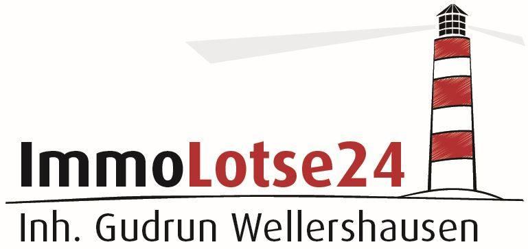 Hier sehen Sie das Logo von ImmoLotse24