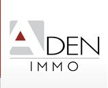 Hier sehen Sie das Logo von ADEN Immo GmbH