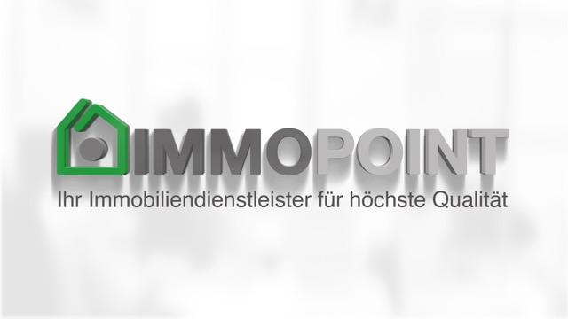 Hier sehen Sie das Logo von IMMOPOINT