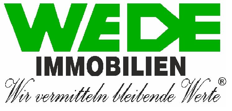 Hier sehen Sie das Logo von Wede Immobilien