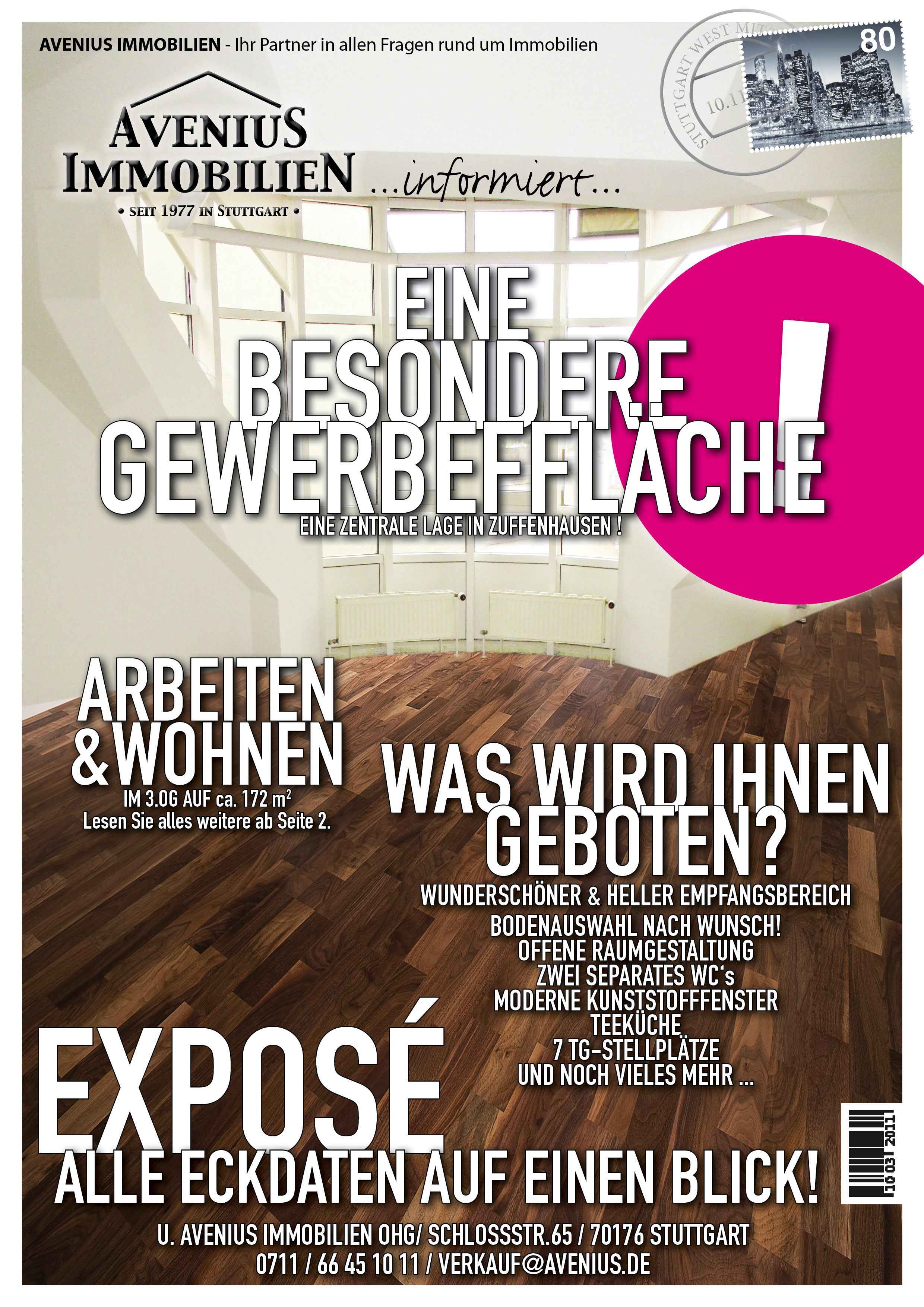 Individuelles Expose